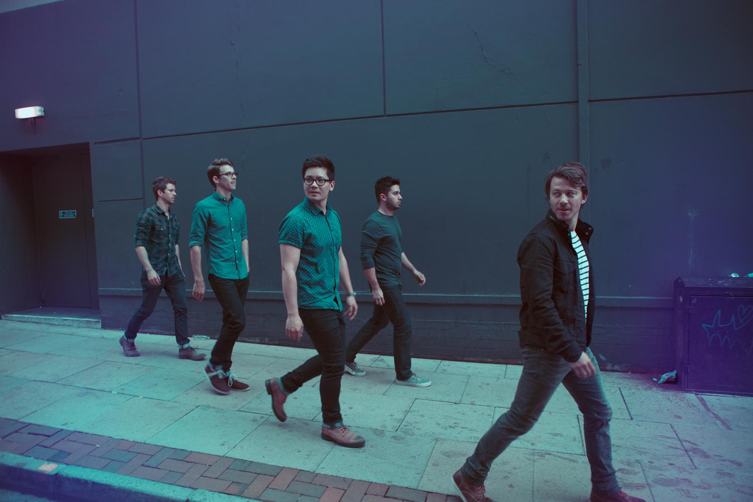 Tenth Avenue North Fala Sobre O Novo Cd Quot Cathedrals