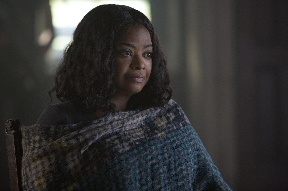 Octavia Spencer é Deus